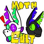 Group Moth Cult Avatar