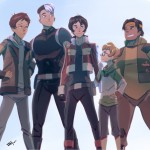 Group Voltron fan Avatar