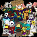 Group RAVAGE!TALE (Undertale AU) Avatar