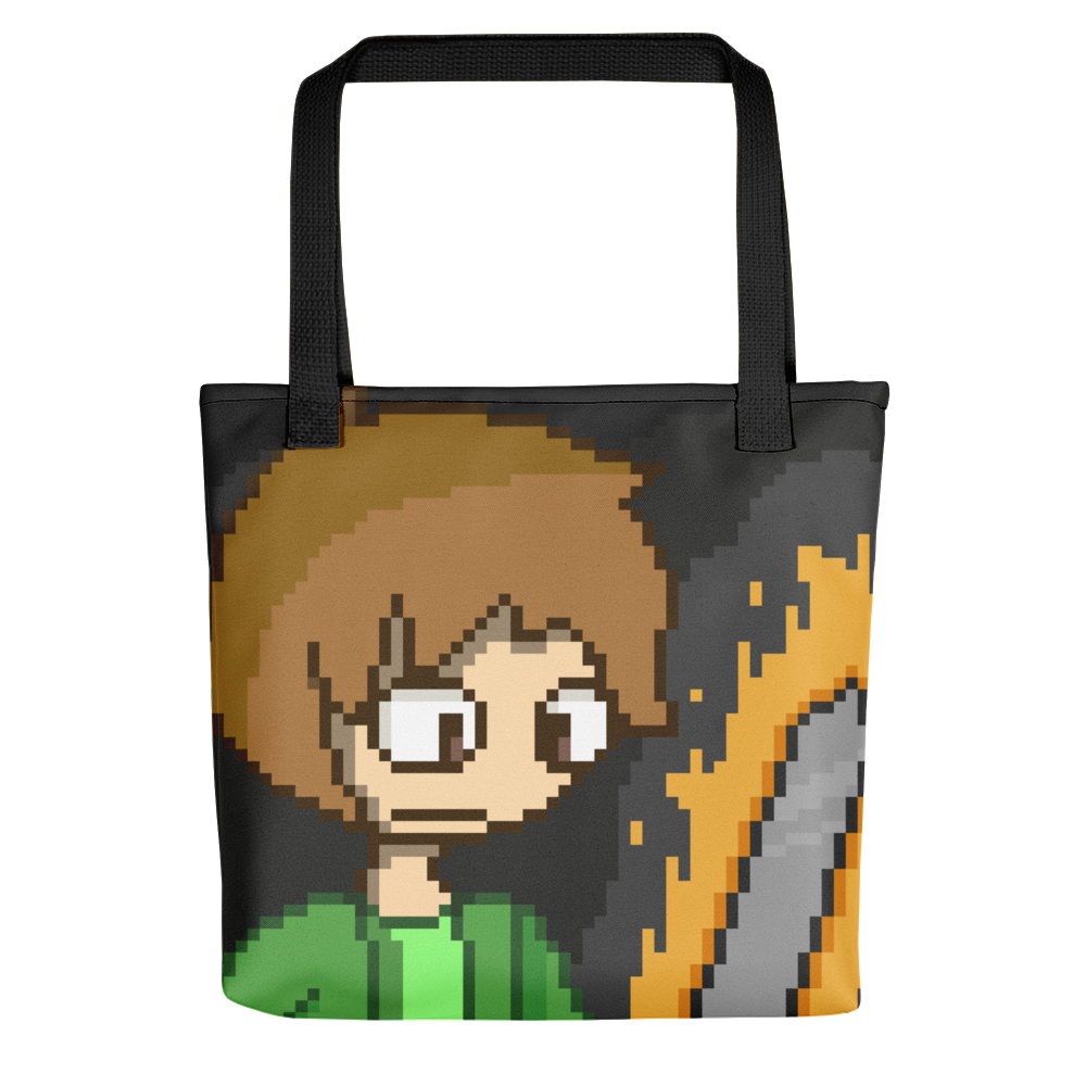 All-Over Tote