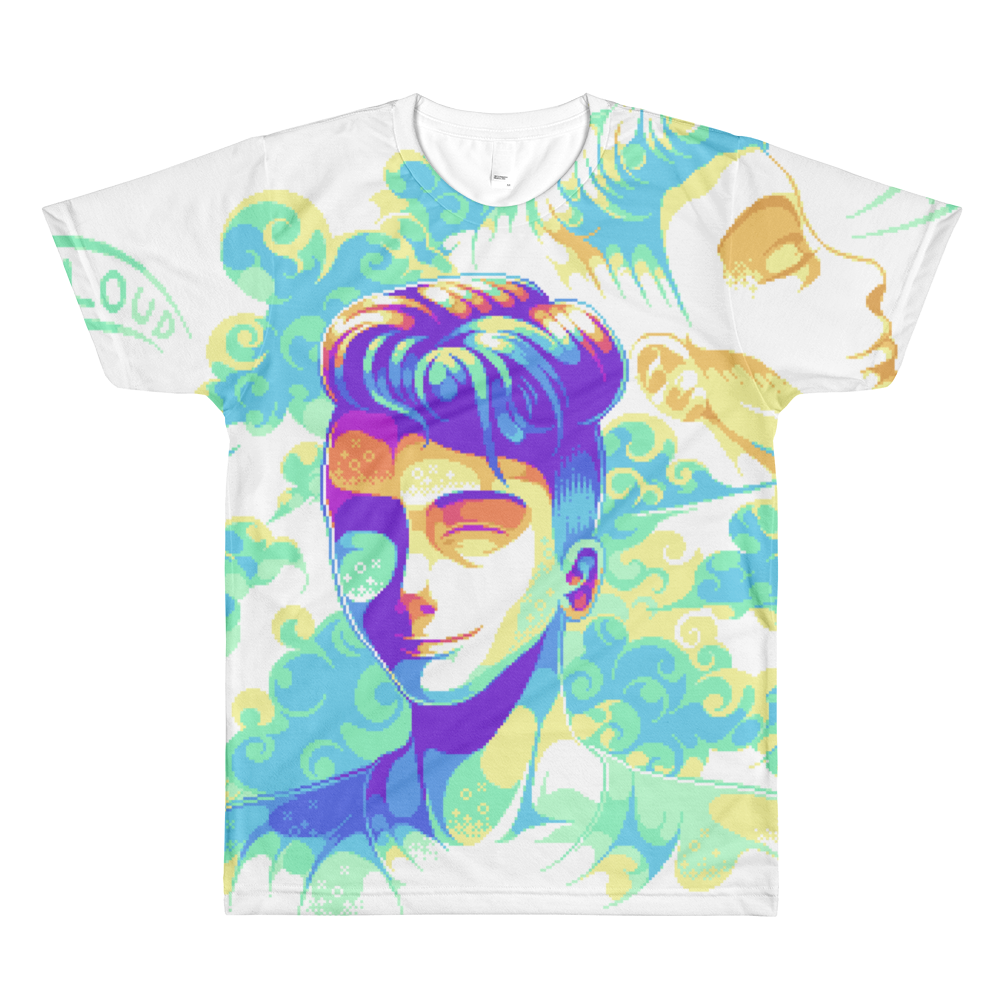 Men's American Apparel Sublimation T-Shirt