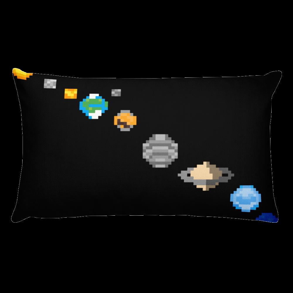 Rectangular Pillow Case w/ stuffing
