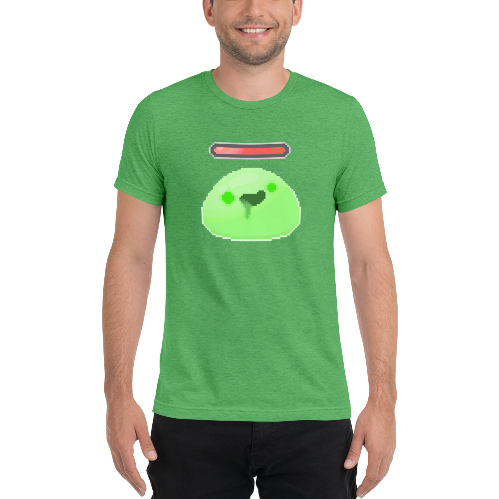 Men's Bella + Canvas Triblend Short Sleeve T-Shirt