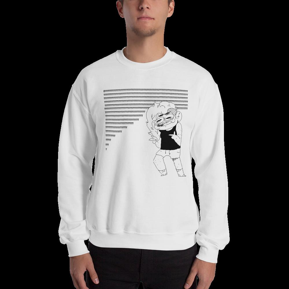 Men's Gildan Heavy Blend Crewneck Sweatshirt