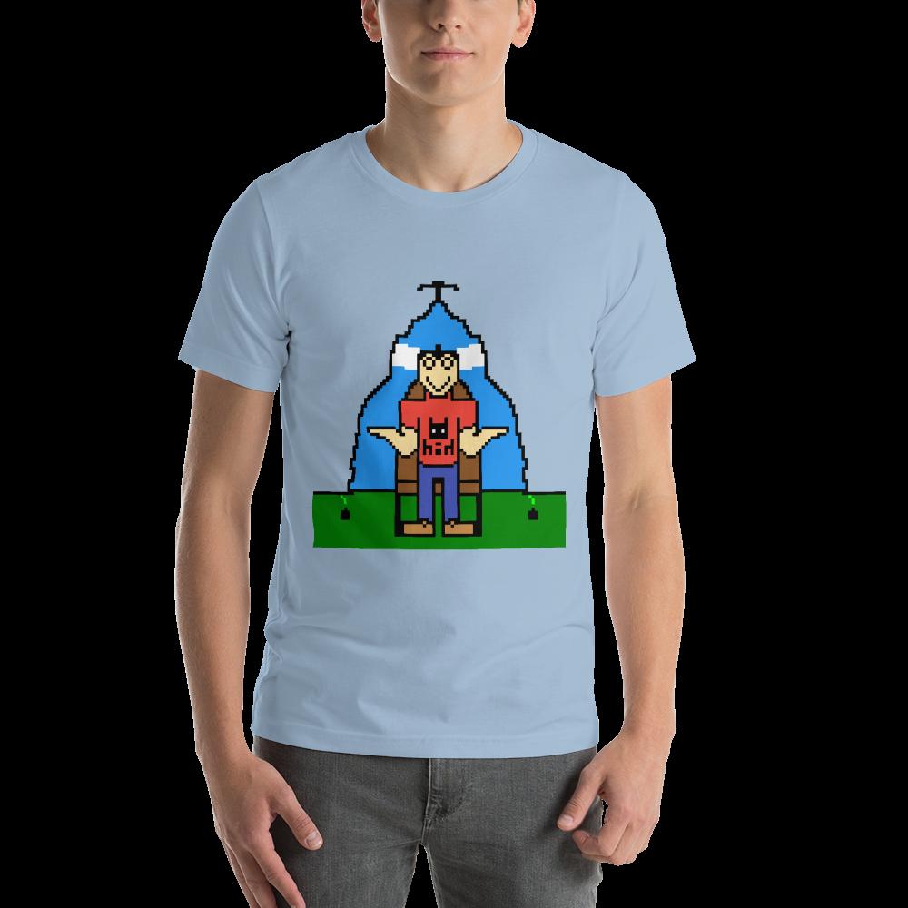 Unisex Bella Short Sleeve Jersey T-Shirt