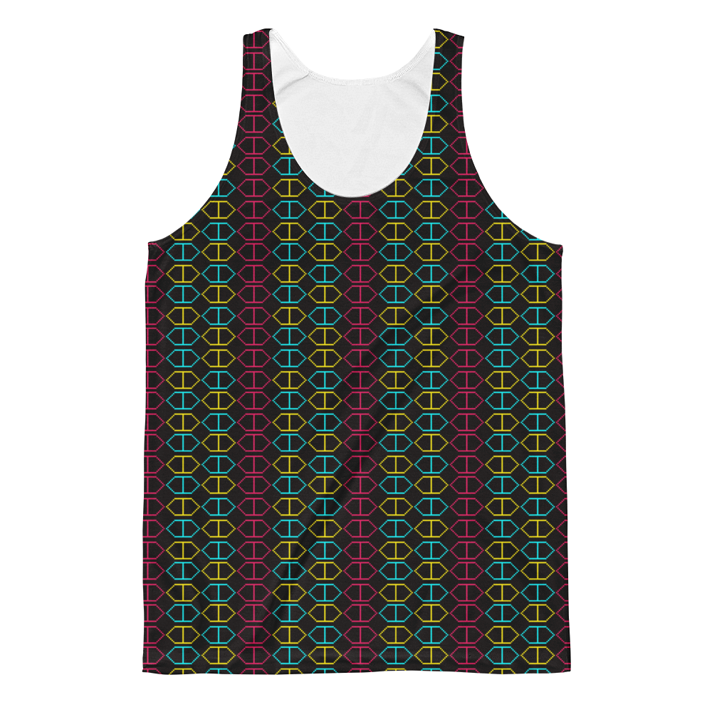 Unisex LA Apparel Sublimation Tank