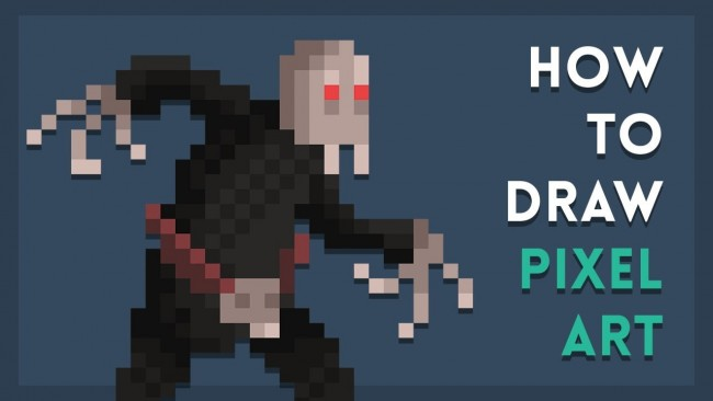 How to Draw Pixel/Digital Art!