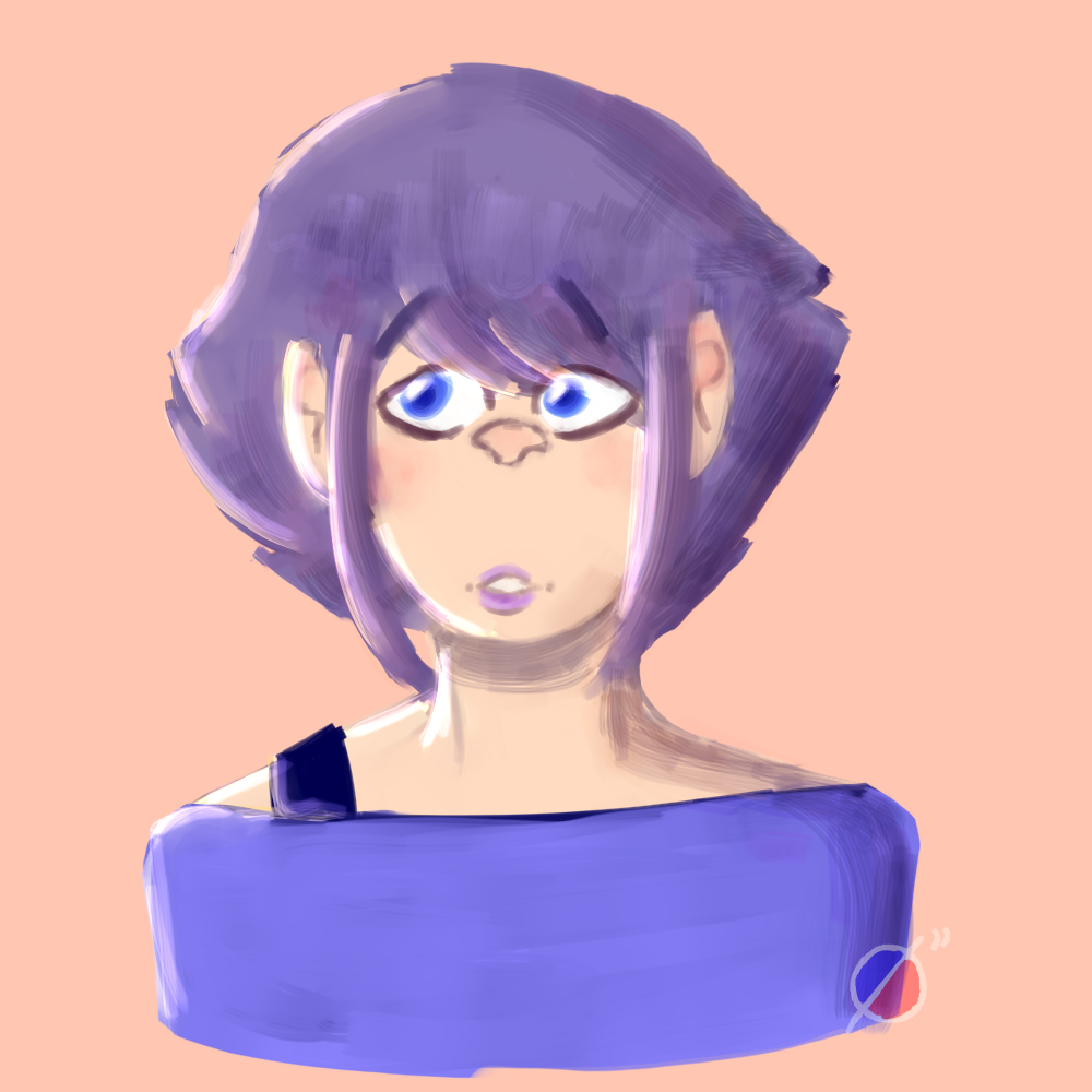 my paint test on Paint Tool Sai 2 by ThatOneLoser