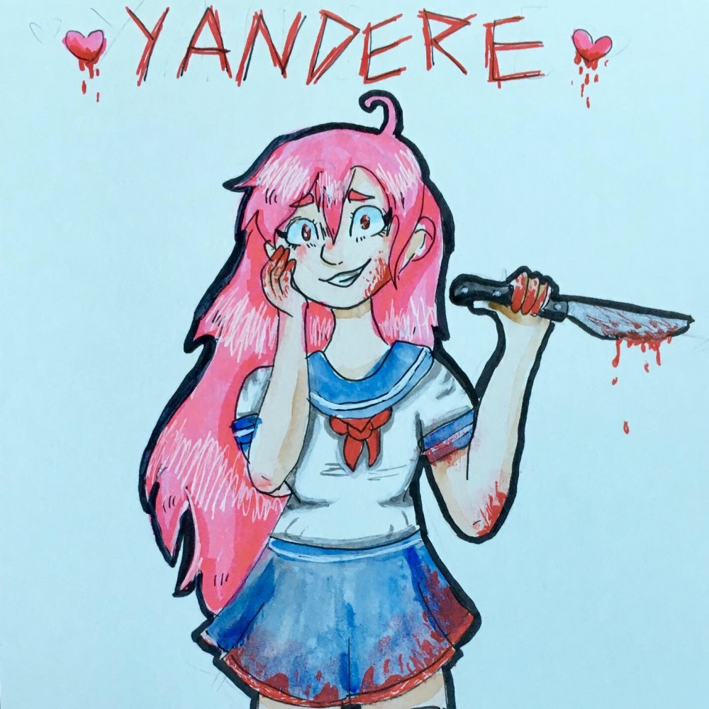 Yandere by star-in-a-jar