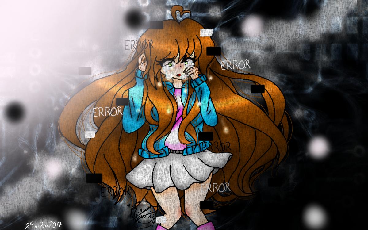 Error...? by Minnielb