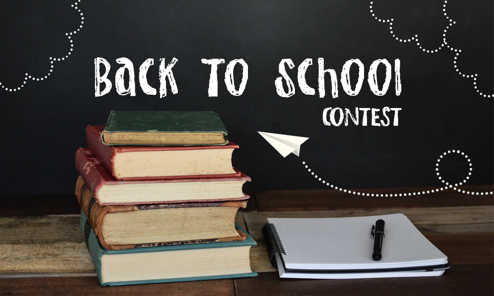 Back to School Contest by Pixilart