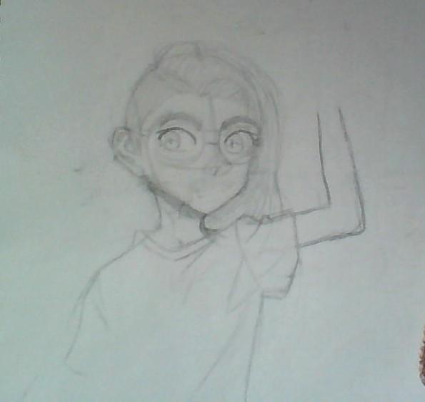 Random sketch by Square-Up