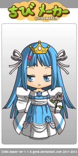 Crystal ( princess ) by Alyssa123