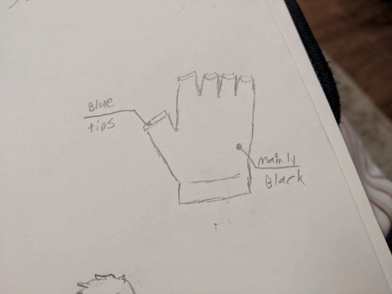 Ace's gloves ref by AceNX