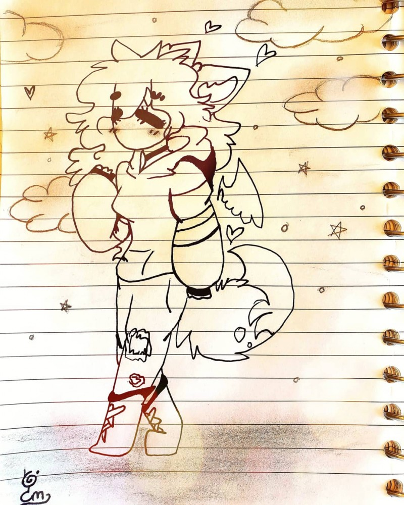 ☆•°~StarDust~°•☆ by CaptinMangletty
