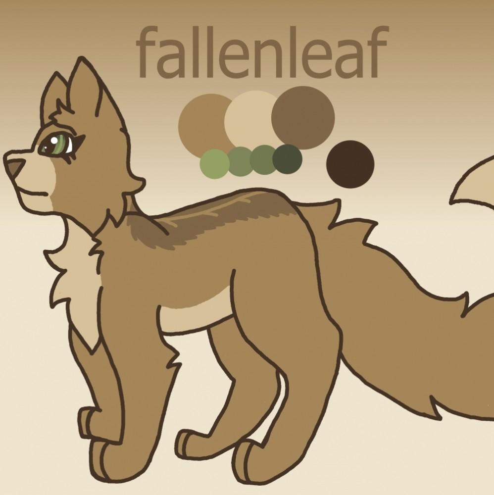 fallenleaf ref sheet by larksong54
