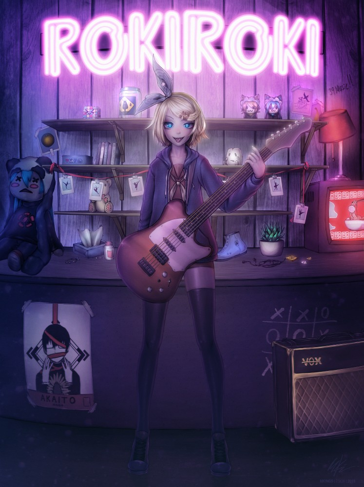 Rin Roki by Tsiox