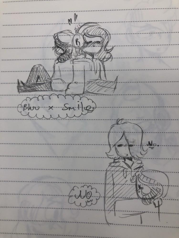 I forgot I drew these by ThatOneLoser