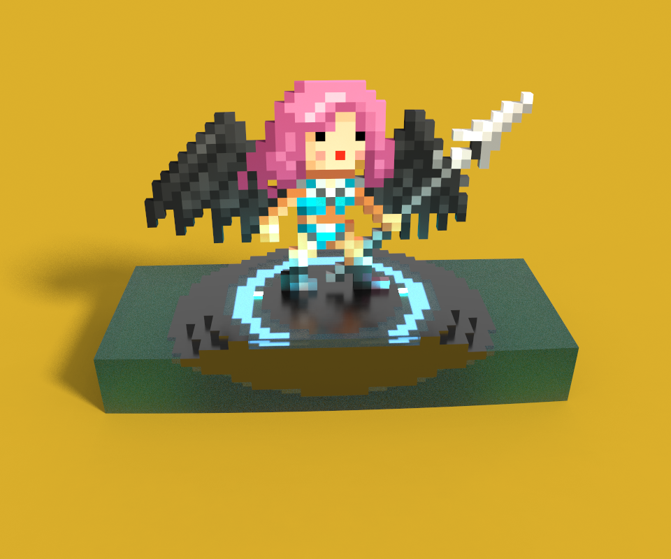 main-image-voxel thing uploaded by Veztar
