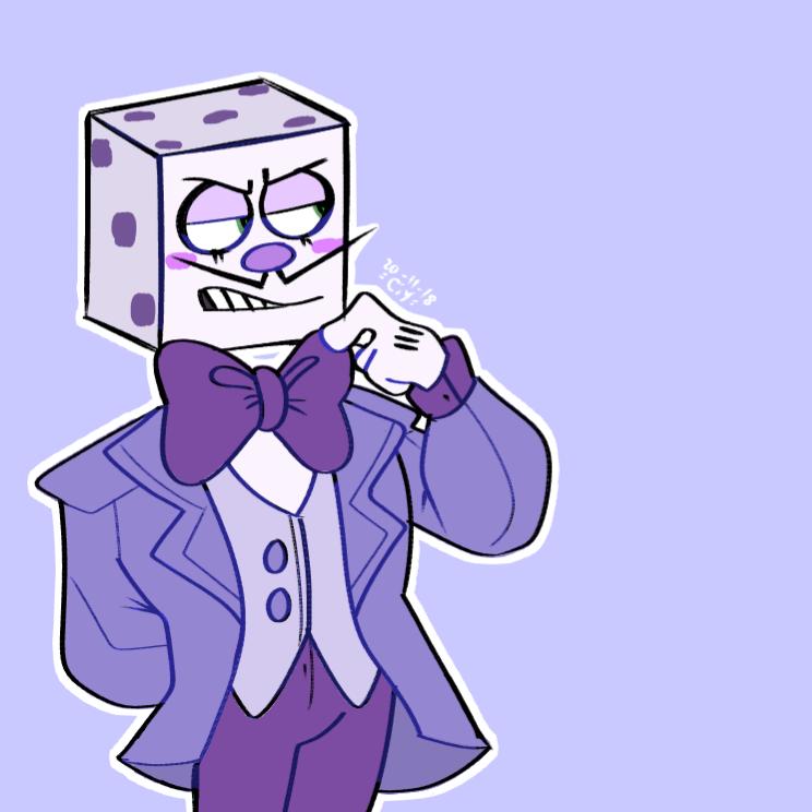 mistah king dice by cowardinyellow