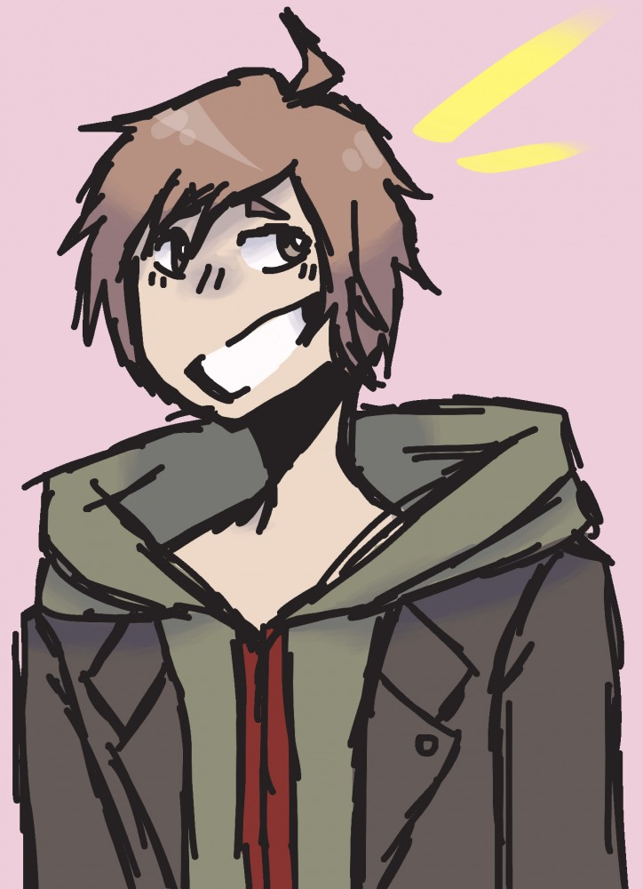 main-image-Naegi uploaded by Pixel-Fazzy