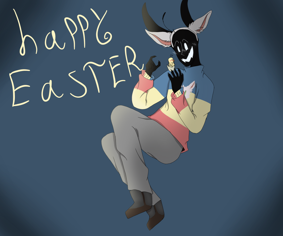 happy easter! by StarWarsTrash66