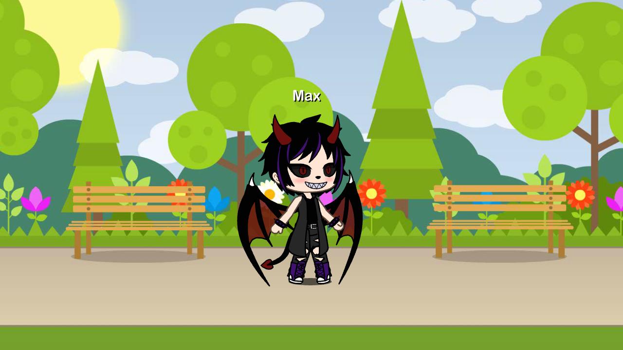 Gotcha life version of meh  by Demon-Goth-Boy