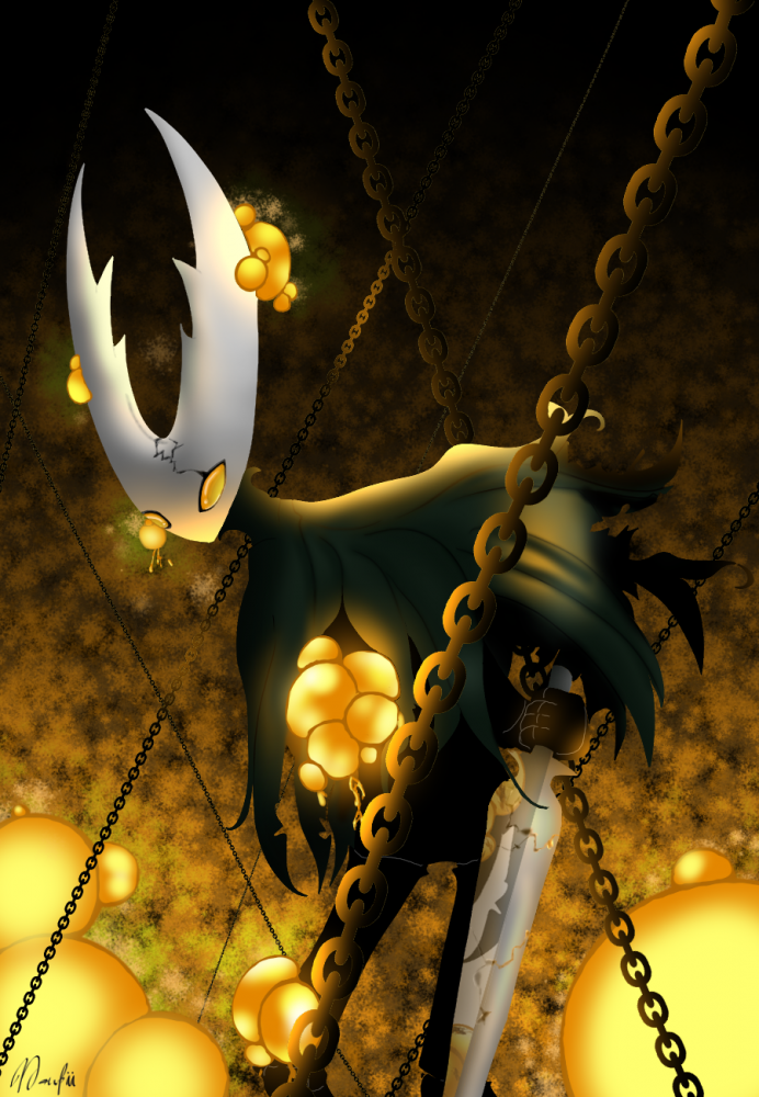 main-image-Hollow Knight - I wont be forgotten uploaded by Mandii