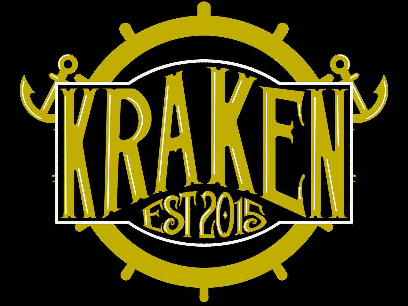 Kraken typography WIP by LaserTagAlong
