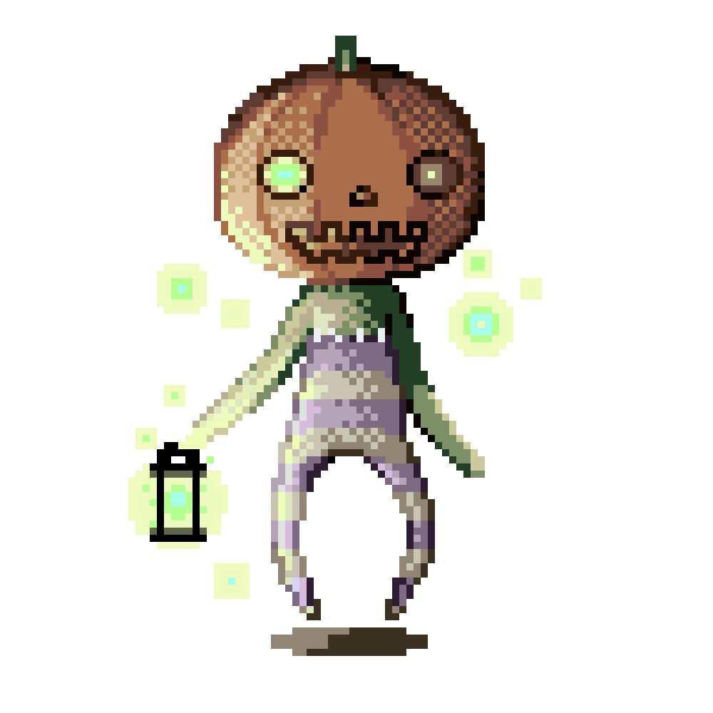 Spooky boi by icedjellies