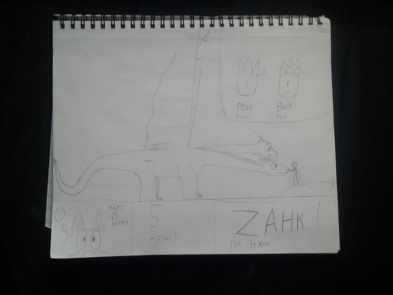 Zahk #1 by Manj10