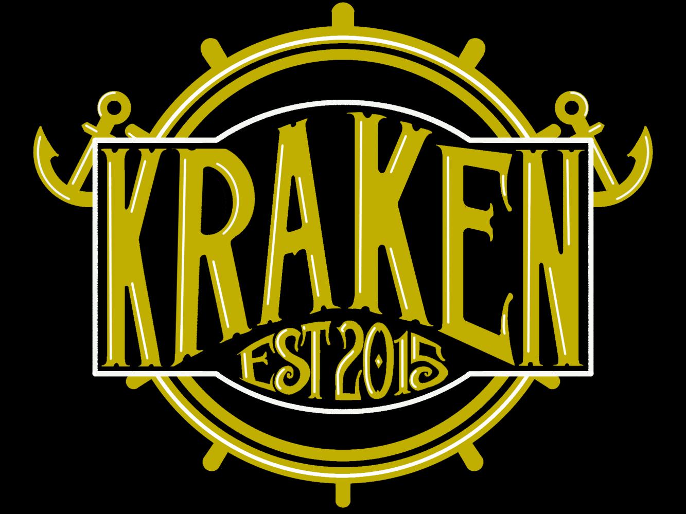 Kraken typograph by LaserTagAlong
