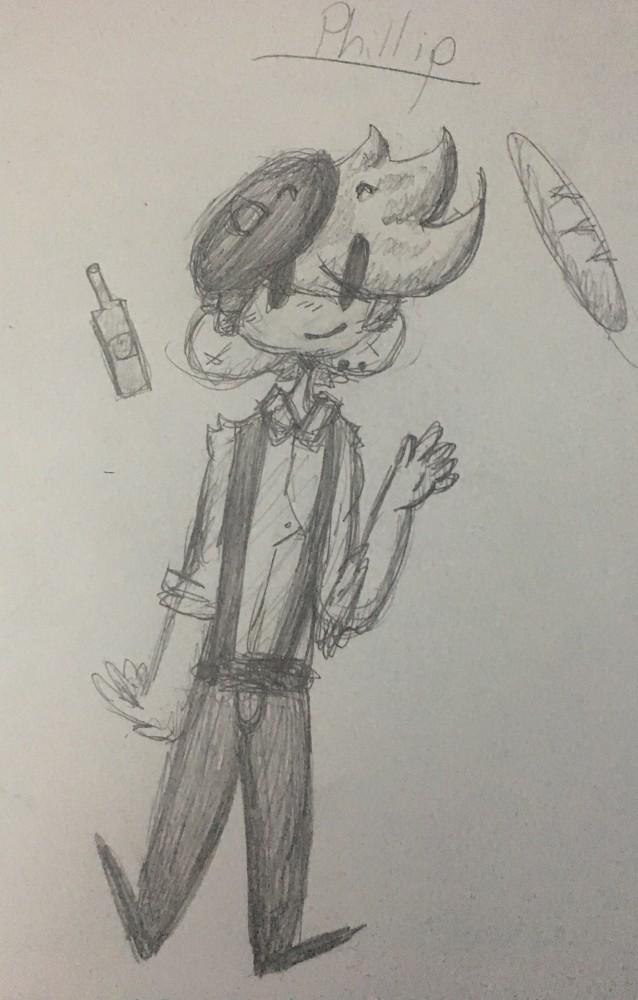 ~ hey it's that guy ~  by EeveeFlareon