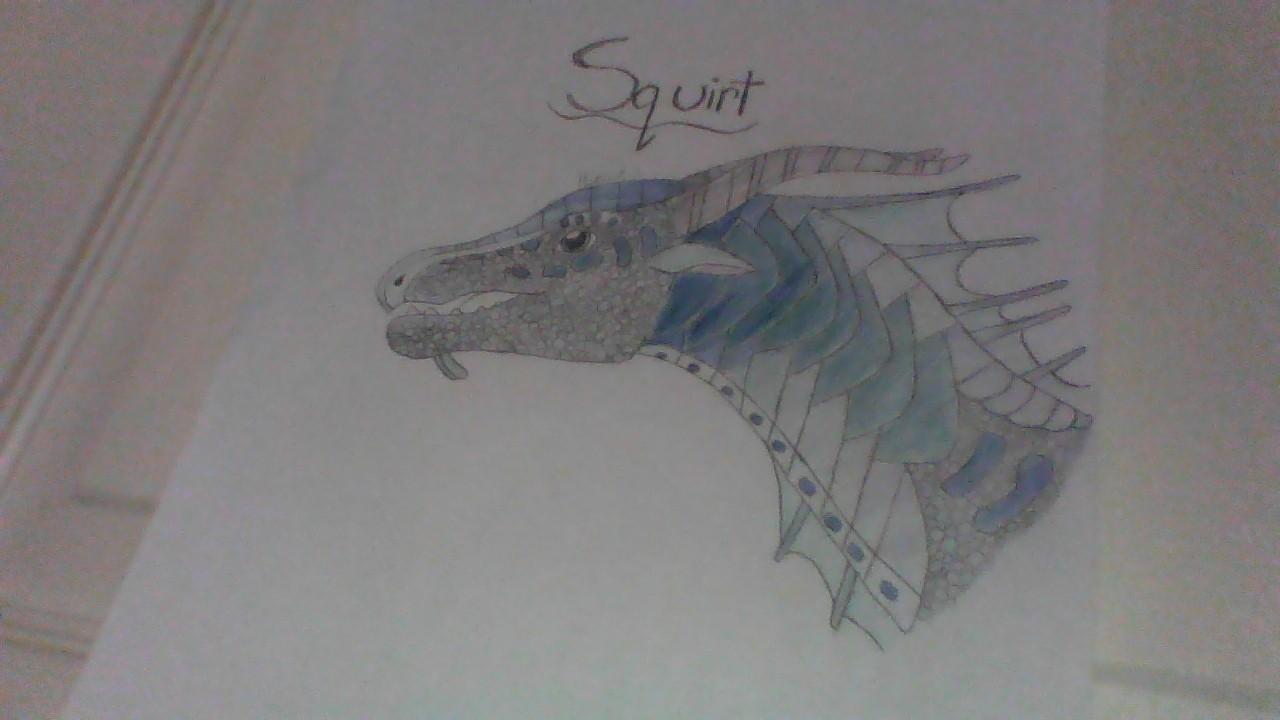 Squirt by MysticalDragon