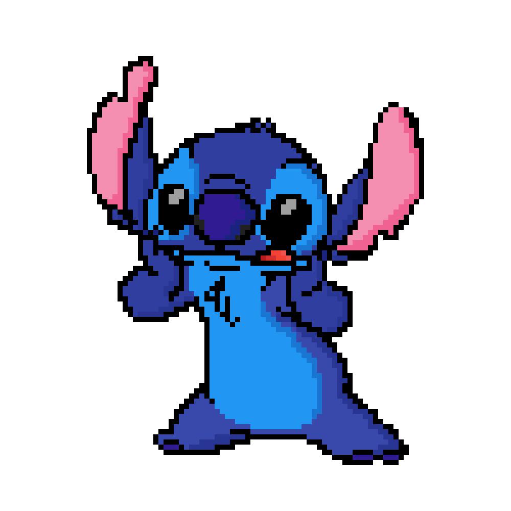 Stitch by DrawingTime