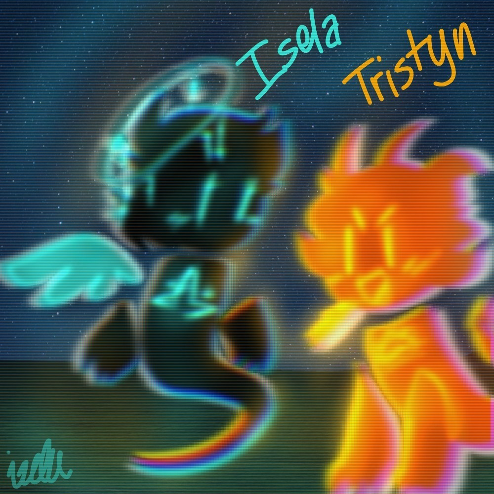 main-image-Sun demon and a moon angel uploaded by Vessel
