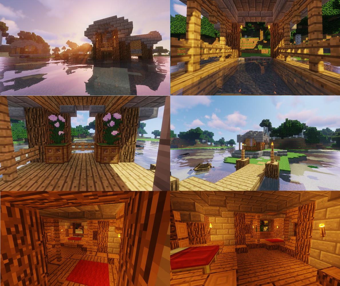 Pixilart - My Minecraft Builds by Fleja