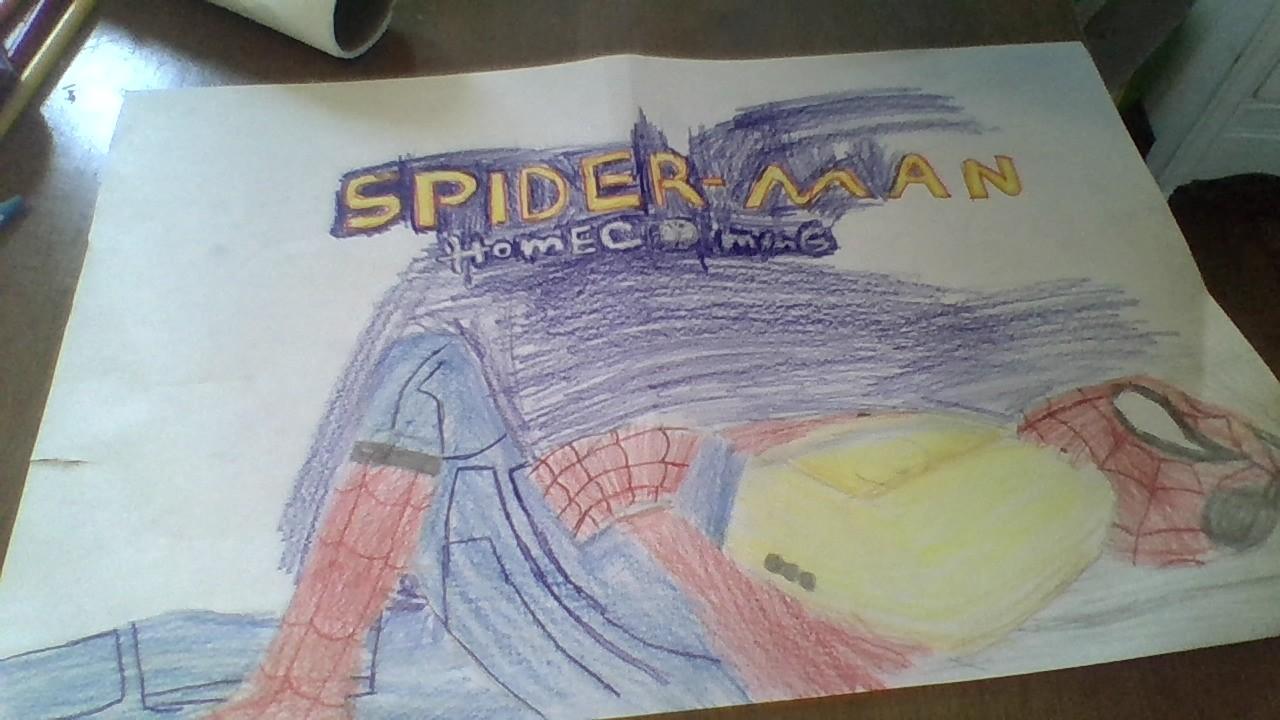 spider-man by davidbond