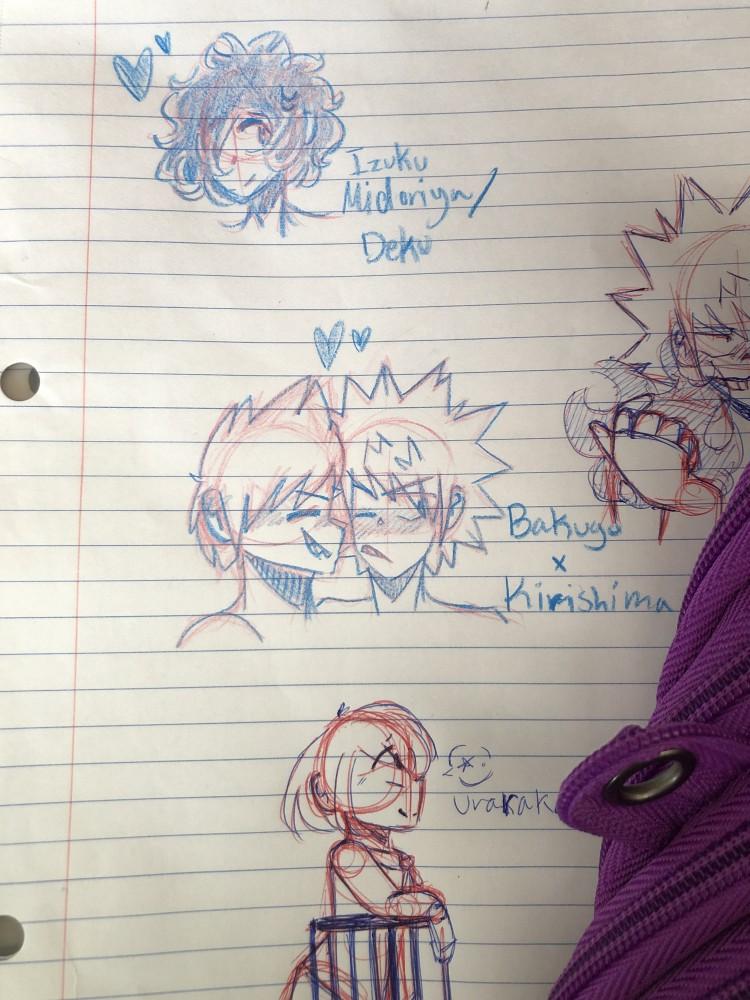 I like anime by ThatOneLoser