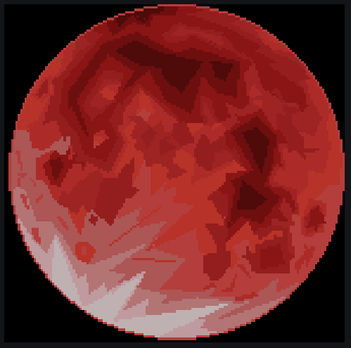 red moon by artsygirl19