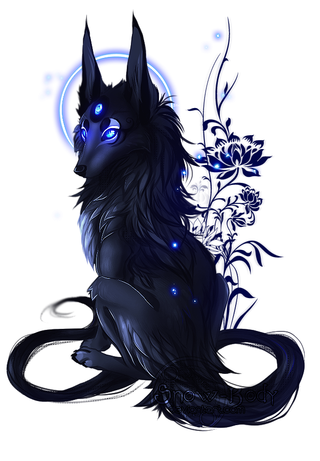 Wolf rp anyone? by Tokyo-ghoul