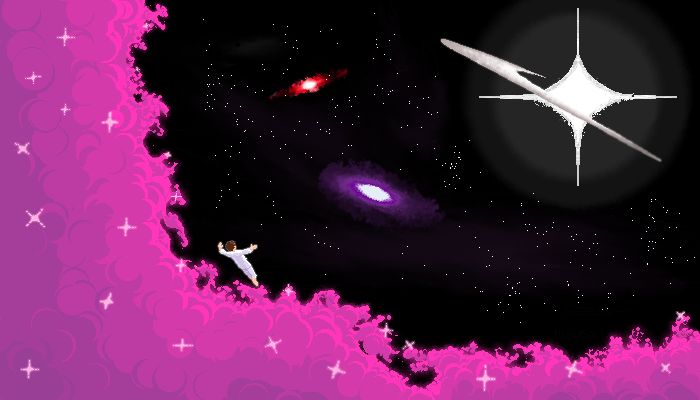 Into the Cosmos by MagnaSoul