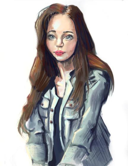 Another Random Girl by AlLiEz