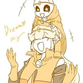 main-image-dream sans and female dream sans  uploaded by Epicunderverse