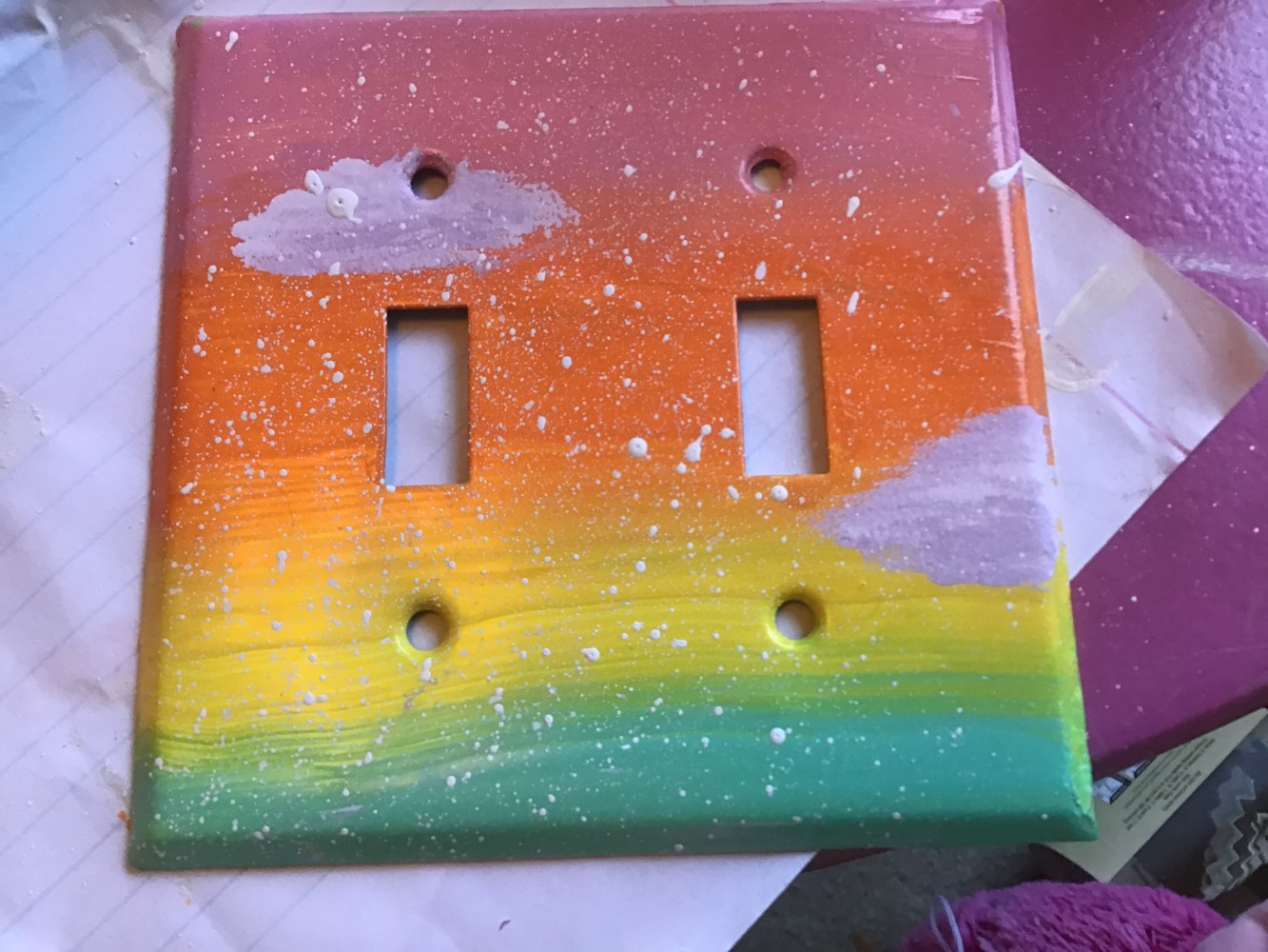 Pixilart Painting Light Switch Plate Thing Uploaded By