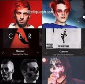 MCR  came back as TOP by Gopnik-Weeaboo