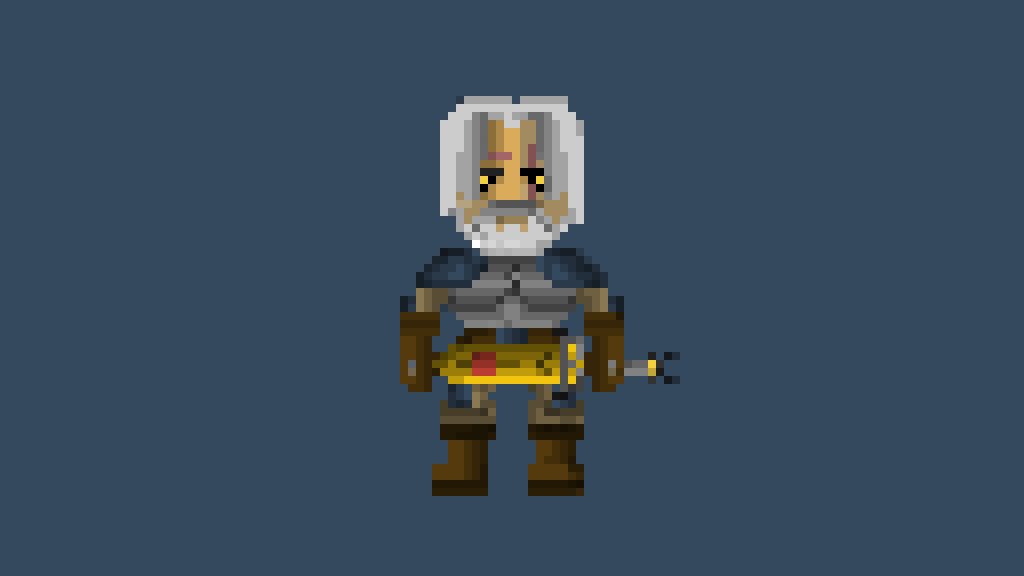 geralt of rivia by wrong-account