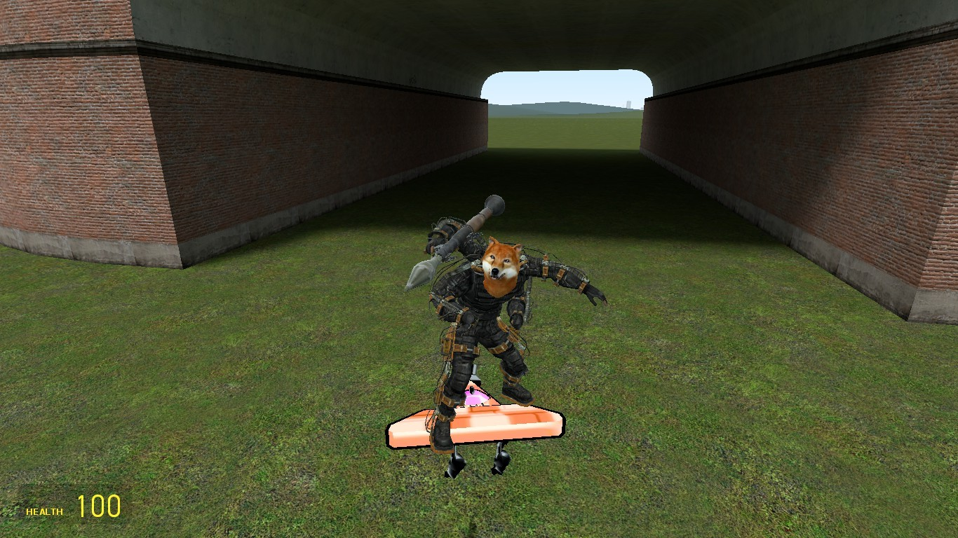 Pixilart - Gmod player model uploaded by ShadeDarkeHeart