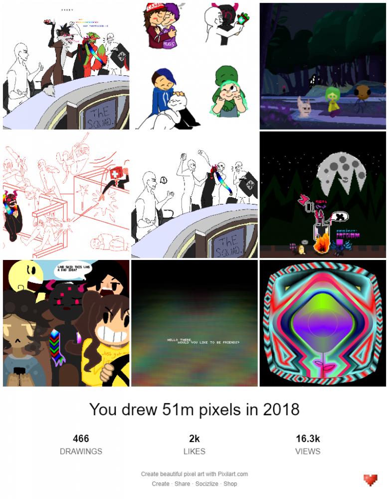My 2018 Recap by octobersherewoo