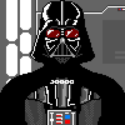 Pixilart Darth Vader Uploaded By Horor43